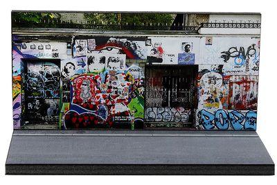 Diorama Rue de Verneuil - 1:64   3inch