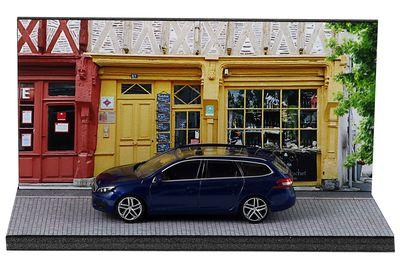 Diorama Boutique Caviste Wine Shop - 1:64 | 3inch