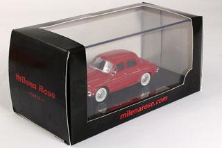 Milena Rose packaging